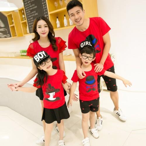 8b004b11f ملابس بطباعة لطيفة لكل العائلة