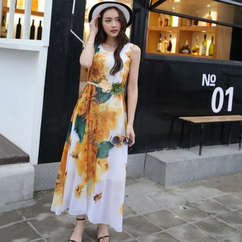 5ee14d3e6ec49 فستان صيفي كاجوال بلا أكمام